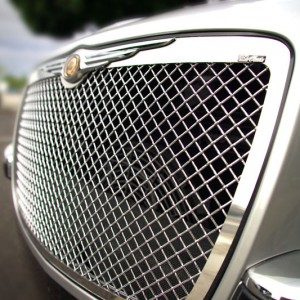 Chrysler 300C Grill