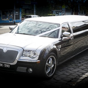 Chrysler for wedding