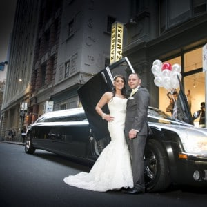The Chrysler Limo for Wedding