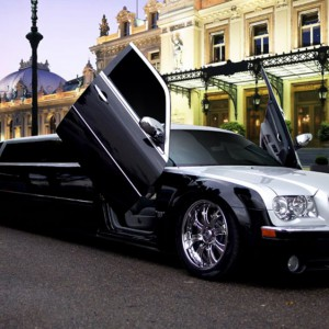 The Chrysler Limo